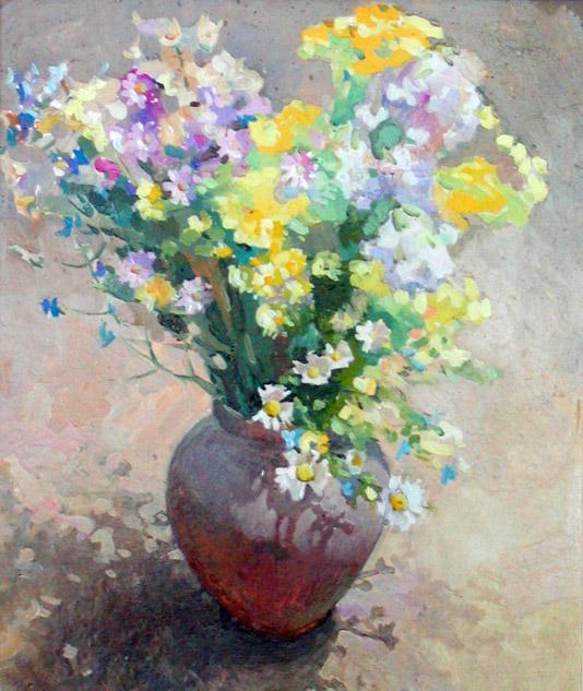 Татьяна Шума, Полевые цветы, холст ...: krug-art.ru/photo/foto_max.php?uk=polevye_cvety84wi